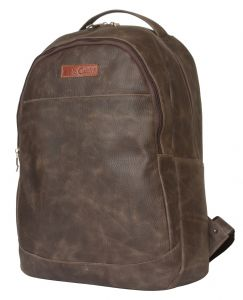 Кожаный рюкзак Faltona vintage brown