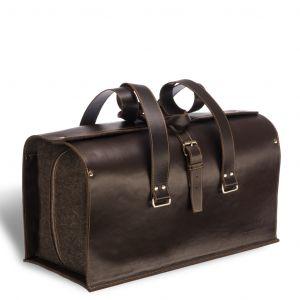 Уникальная дорожная сумка BRIALDI Bonifati (Бонифати) brown