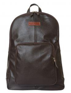 Кожаный рюкзак Frontino brown