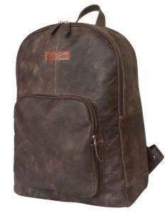 Кожаный рюкзак Frontino vintage brown