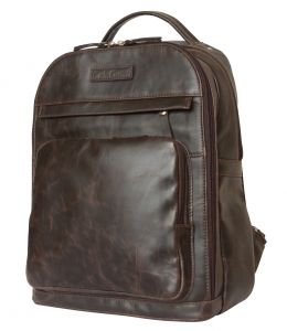 Кожаный рюкзак Montegrotto brown
